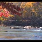 """Fall on the Chattahochee"" by Duckshoot"