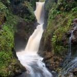 """Ess-na-laragh Waterfall"" by rhmayne"