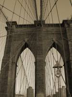 400 - Puente Brooklyn sepia