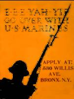 Go over with U.S. Marines by Charles Buckles Falls
