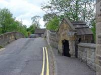 Toll Shelter, Baslow Bridge  (15906-RDA)