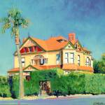"""First and Laurel, San Diego CA by RD Riccoboni"" by BeaconArtWorksCorporation"