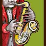 """Saxo Master"" by Gaucho"