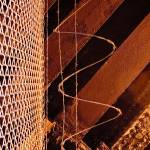 """[mb] Razor Wire and Grime Beneath Roadway"" by merrickbrown"