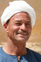 A Native in Saqqara
