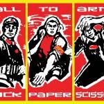 """calltoarmsposter"" by WorldRPS"