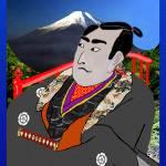 """Oda Nobunaga Daimyo"" by SidCampbell"