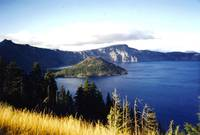 Crater Lake Oregon, USA