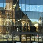 """200602 Church Reflection 1"" by sandy"