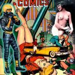 """Ankle Comics"" by bradulreich"