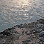 """Lava Stones on Matira Beach"" by kostliva"