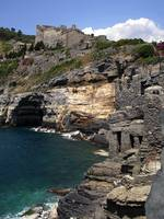 Cliffs at Porto Venere
