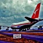 """B747-QF-RR-CT-1974_600ps"" by gtveloce"