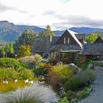 """Country Home, Queenstown, NZ"" by stockphotos"