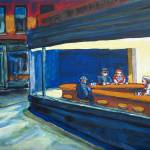 """Hoppers Diner"" by MitchellMcClenney"