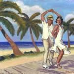 """""""Salsa en la Playa"""" by artsalsa"""