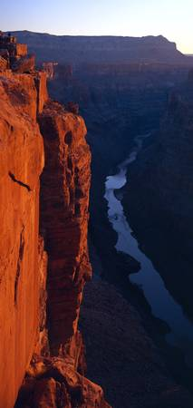 Toroweap Sunrise, Grand Canyon National Park
