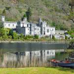 """Kylemore Abbey, Connemara, Ireland"" by stockphotos"