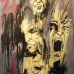 """""""anger frustration 5"""" by davebloomfield"""