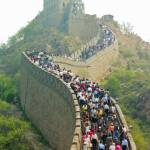 """Great Wall of China"" by stockphotos"