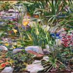 """Small Pond Brooklyn"" by Anno"