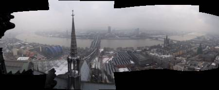 Cologne Panorama 2005