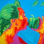 """Sensual Pepper"" by sondrasula"