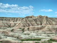 Badlands Buttes