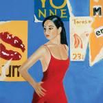 """""""tango : la femme/ tango : the woman"""" by DotRose"""