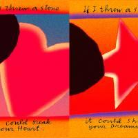 ThrowAStone Art Prints & Posters by Richard Stine