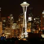 """Space Needle"" by christopherhall"