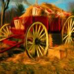 """""""Farm Harvest Wagon"""" by twiga"""