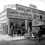 """Oakland Rug Works, c 1910"" by worldwidearchive"