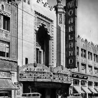 """Fox Oakland Theater, 1807 Telegraph Ave, Oakland,"" by worldwidearchive"