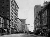 Broadway at 14th, Oakland CA, c1920 by WorldWide Archive