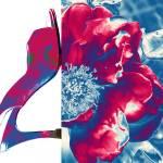 """""""zapato con rosa"""" by carfe_60"""