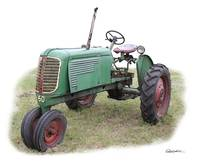 Oliver 60 Tractor