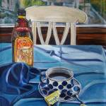 """Kahlua and Coffee: Polish Pottery XXV"" by 88heather"