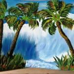 """tidal wave"" by kjgordon"