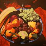 """""""THE FRUIT BOWL"""" by colormeblack4"""