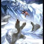 """PolarBridgePrint"" by scotdrake"