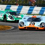 """Porsche 917Ks At Speed"" by RonKertesz"