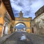 """Santa Catalina Arch, Antigua, Guatemala"" by dawilson"