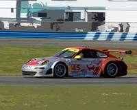 Flying Lizard Porsche 911 GT3RSR