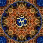 """OM Mandala_76"" by ravenswingstudio"