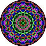 """Mandala 004"" by Atomsplitter"