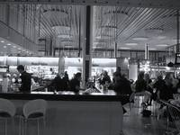 Airport bar in Copenhagen