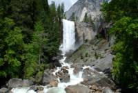 Vernal Fall Vista