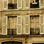 """Parisian Windows"" by jglsongs"