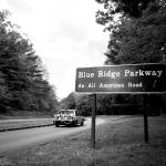 """Blue Ridge Parkway B/W"" by kristihedberg"